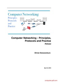 Tutorial Networking : Principles, Protocols and Practice