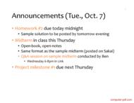 course SQL: Programming