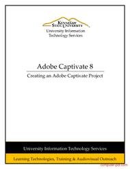Tutorial Adobe Captivate 8