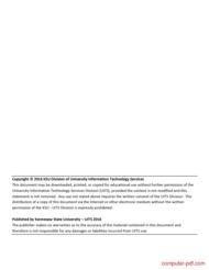 course Adobe Captivate 9 - Accessibility