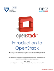 Tutorial Introduction to OpenStack