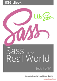 Tutorial Sass in the Real World: book 2 of 4