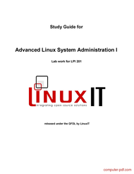Tutorial Advanced Linux System Administration I ( LPI 201)