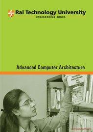 Tutorial Advanced Computer Architecture