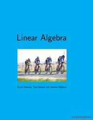Tutorial Linear Algebra
