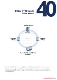 Tutorial IPSec VPN Guide
