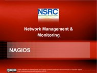 Tutorial Nagios - Network Management & Monitoring