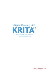 Tutorial Digital Painting with KRITA