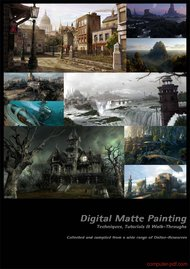 Tutorial Photoshop Digital Matte Painting