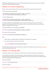 course Git Notes for Professionals book