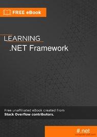 Tutorial Learning .NET Framework