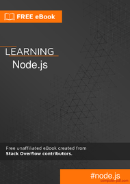 Tutorial Learning Node.js