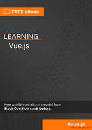 Tutorial Learning Vue.js