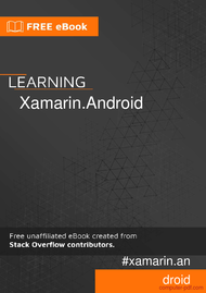 Tutorial Learning Xamarin.Android