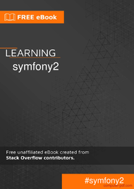 Tutorial Learning Symfony2