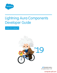 Tutorial Lightning Aura Components Developer Guide