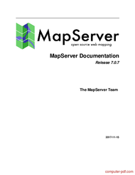 Tutorial MapServer Documentation