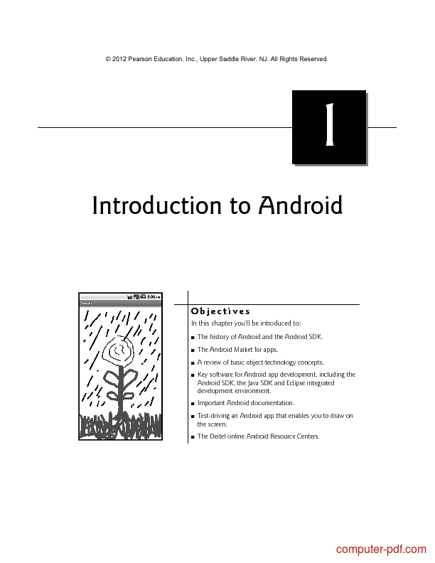 Tutorial Introduction to Android