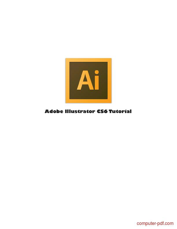 Tutorial Adobe Illustrator CS6 Tutorial
