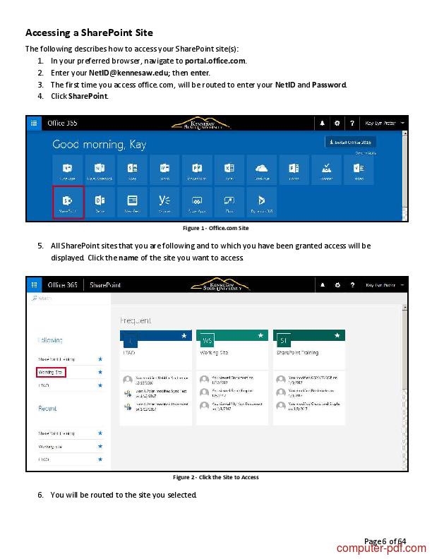Tutorial Microsoft SharePoint 2016 2
