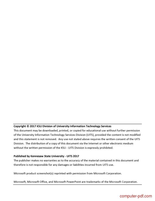 Tutorial Microsoft SharePoint 2016: Document Management 2