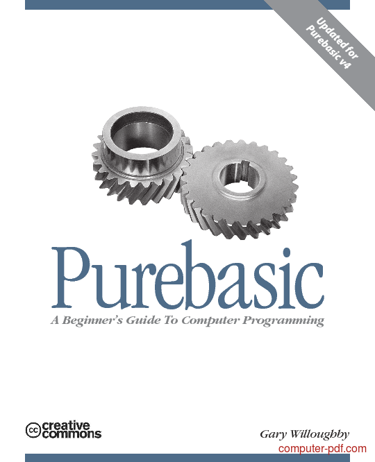 Tutorial Purebasic A Beginner's Guide To Computer Programming 1