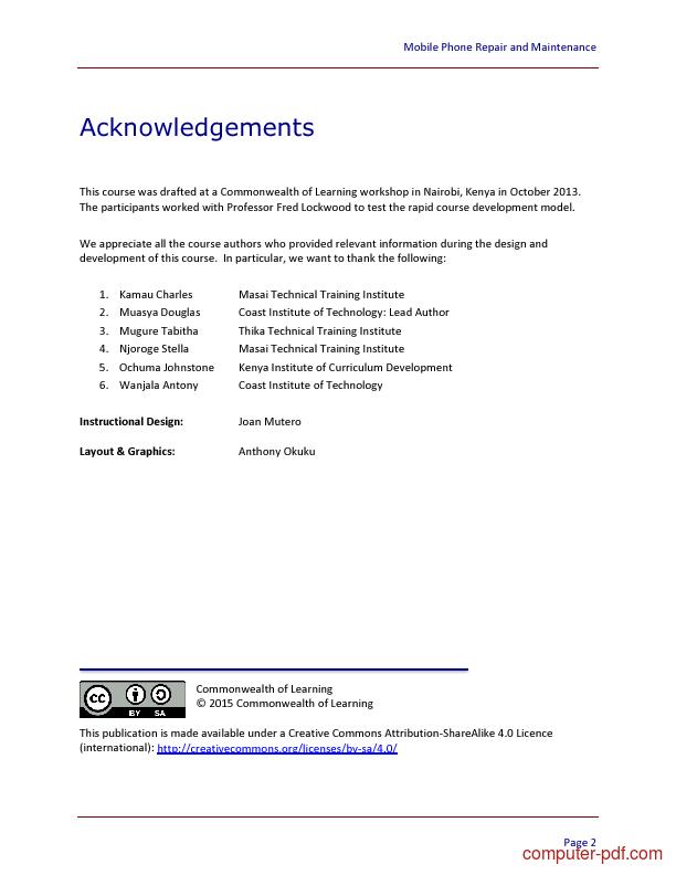 Download computer tutorials in PDF